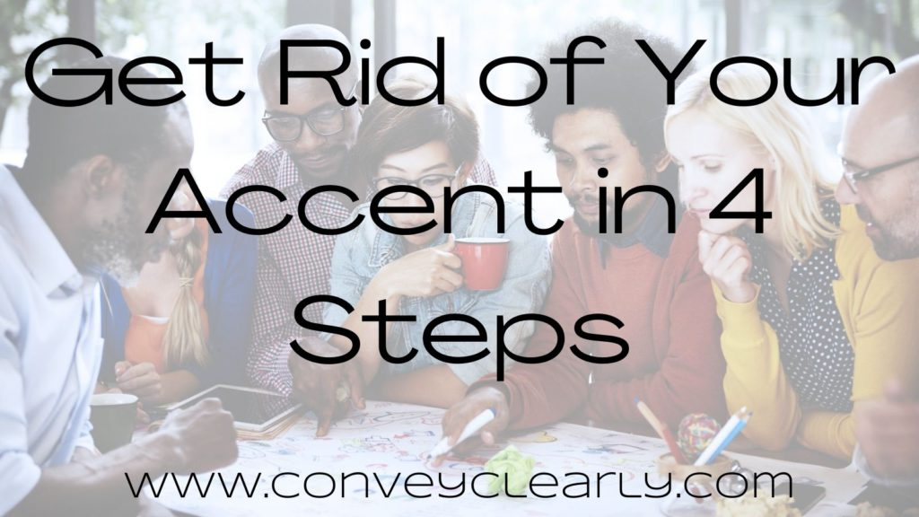 get rid of your accent