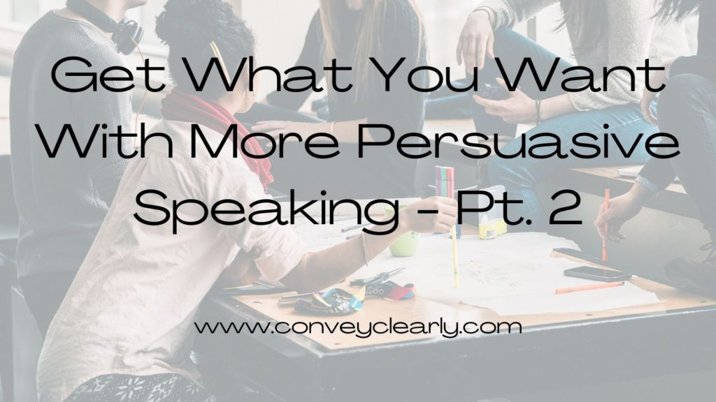 persuasive speaking with ita olsen