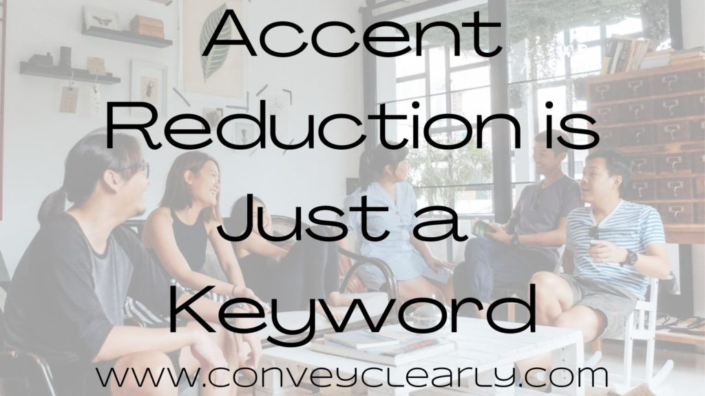 accent reduction with ita olsen