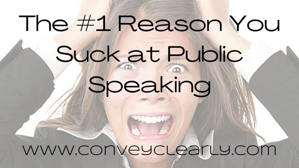 public speaking tips with convey