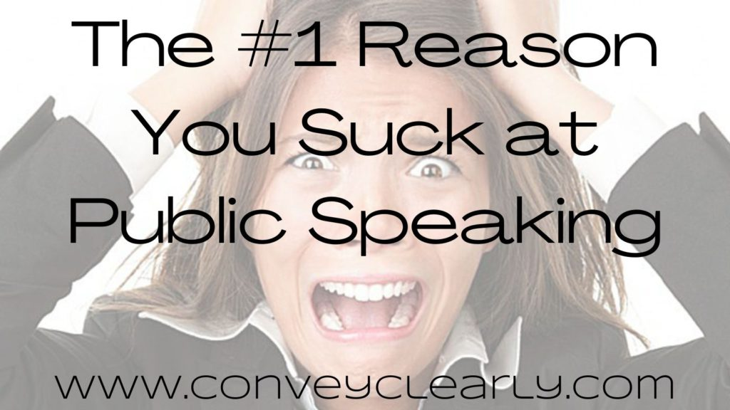 public speaking tips from convey