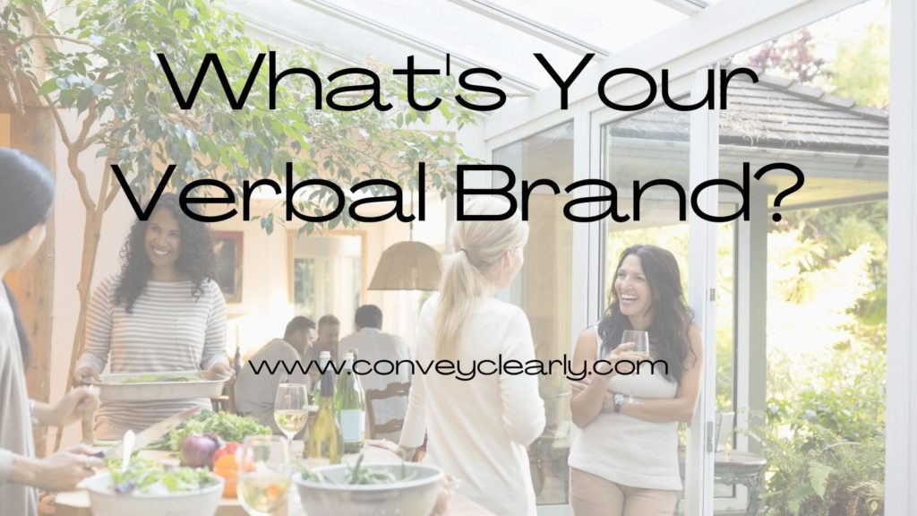 what is your verbal brand