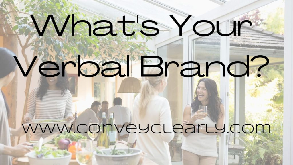 what's your verbal brand