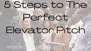 how to master elevator pitch