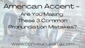 how to pronounce american english
