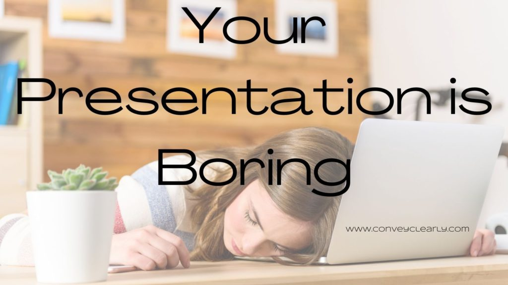 how to make presentations interesting