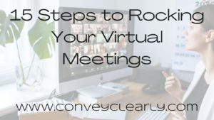 how to rock your virtual meeting