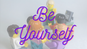 Be Yourself During A Presentation
