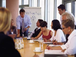 learn to speak better during presentations