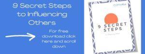 9 secret steps