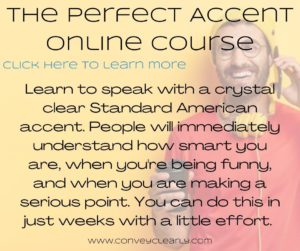 the perfect accent online course