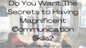 how to have amazing communication skills