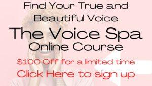 The Voice Spa with Ita Olsen
