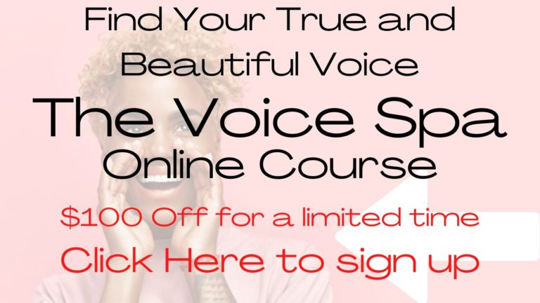 The Voice Spa with Ita Olsen